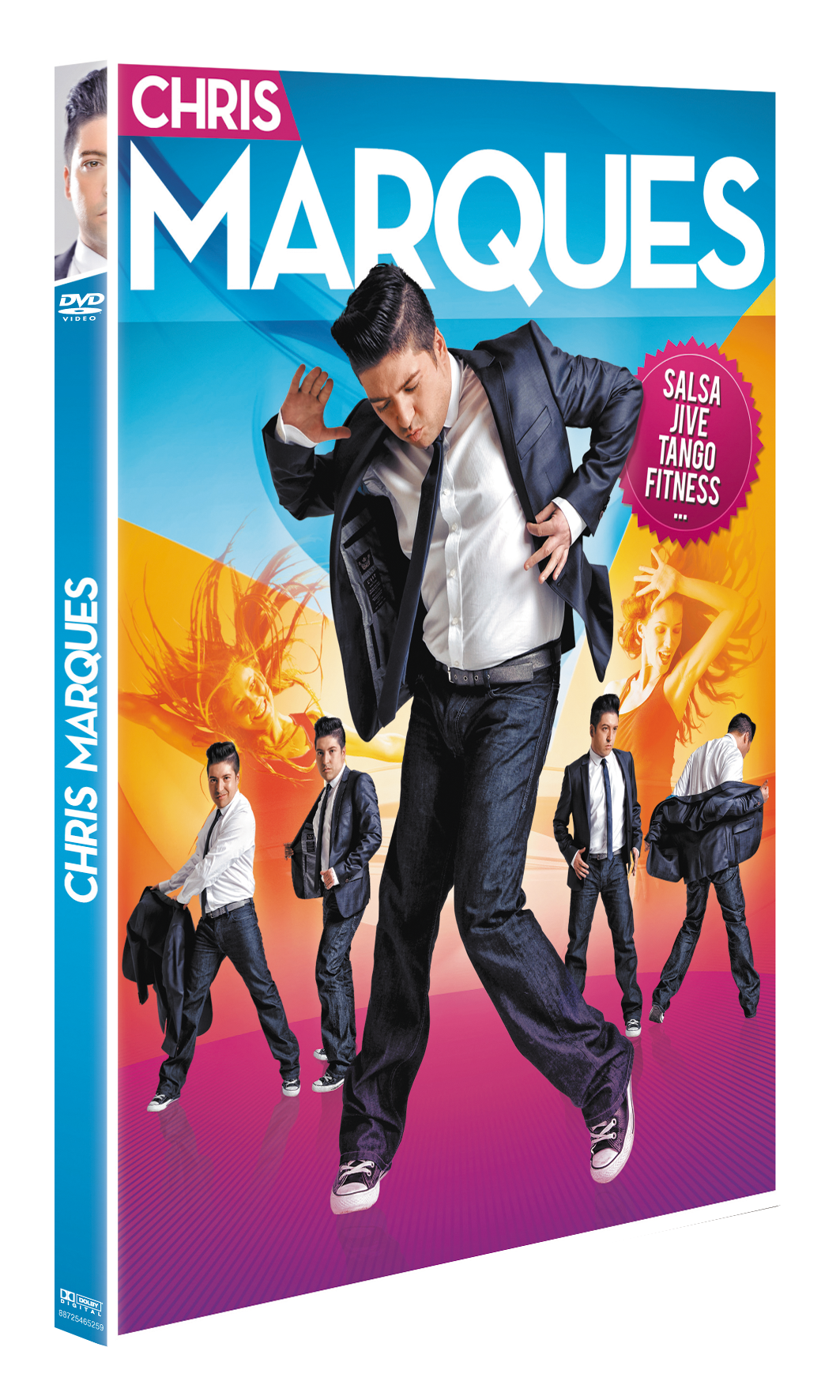 Chris Marques : Dance avec les stars (2012) [ DVDRIP FRENCH]